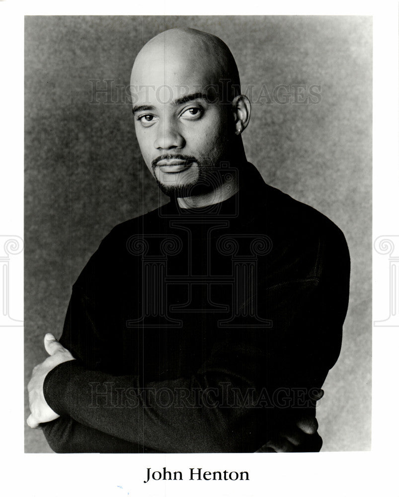 Press Photo John Henton American Actor Historic Images John has been very busy spending the summer of 2002 on. press photo john henton american actor
