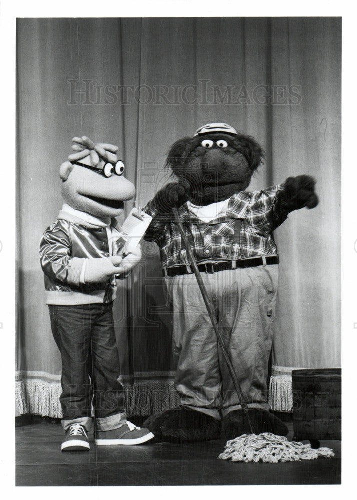 "Press Photo ""The Muppets"" - Historic Images"