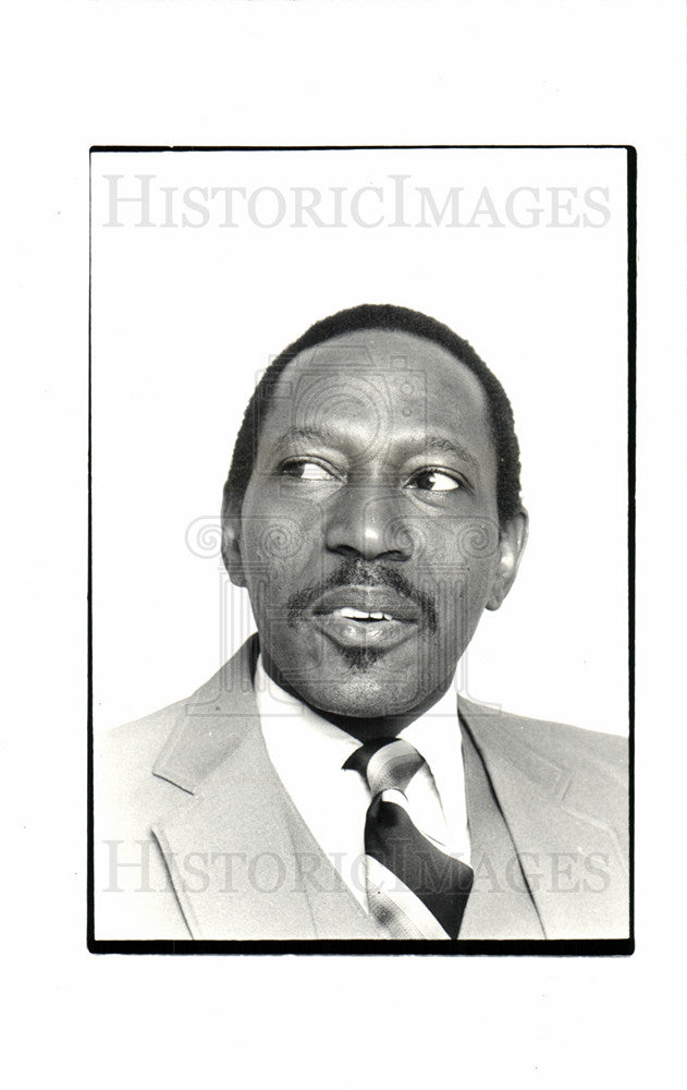 1983 Press Photo rod hicks jazz - Historic Images
