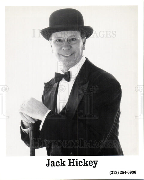 Press Photo Jack Hickey - Historic Images