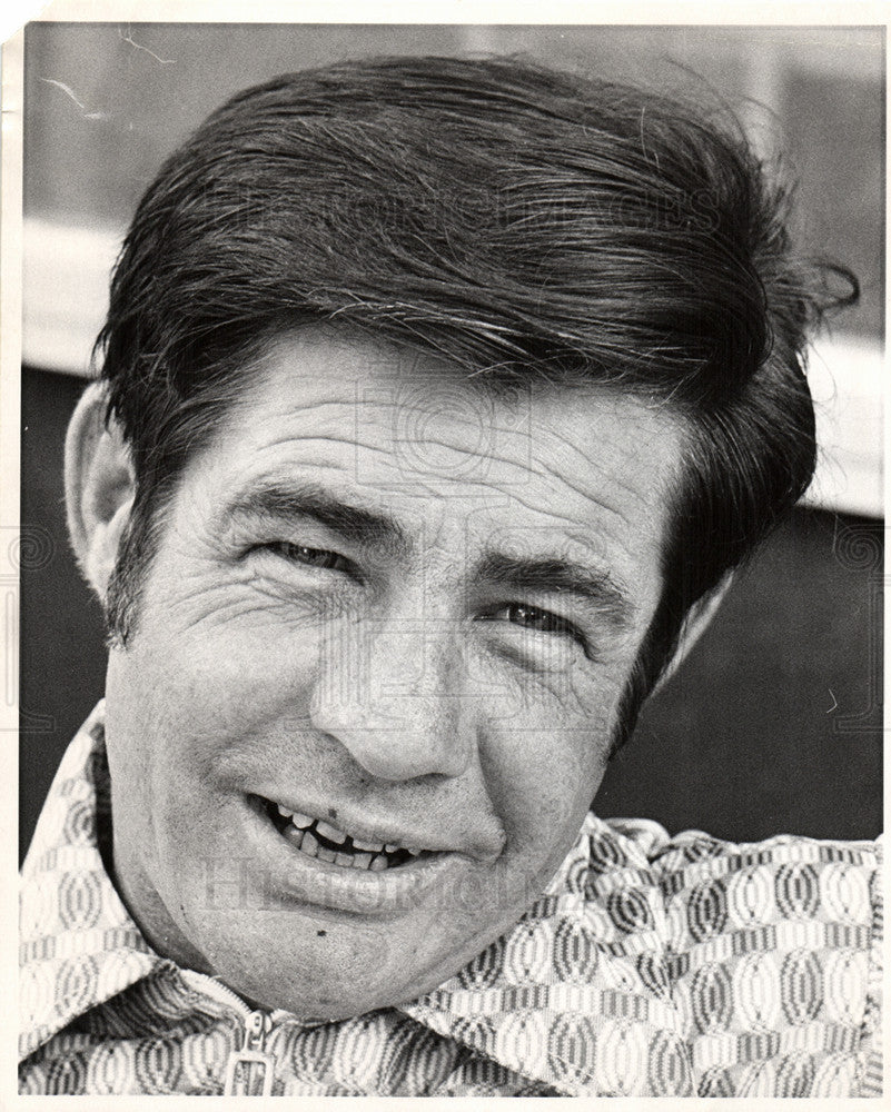 Press Photo Walter Matthau Look A Like - Historic Images