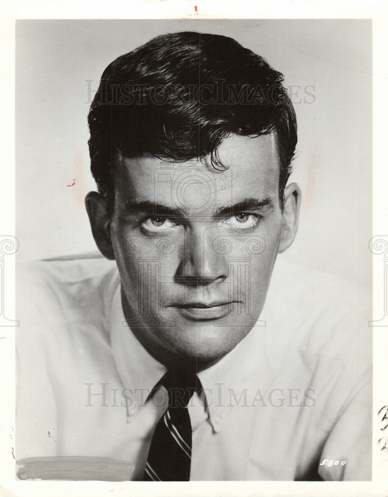 1961, Jim Hutton American actor | Historic Images