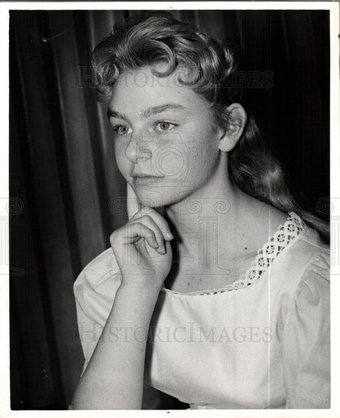 1960, Patty McCormack actress | Historic Images