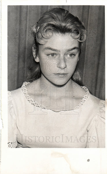 1960, Patty McCormack Bad Seed Child Actress | Historic Images