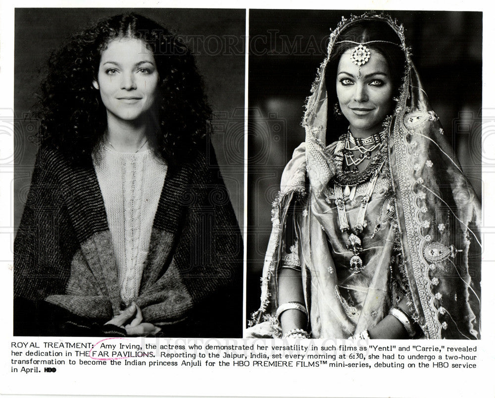 amy irving now