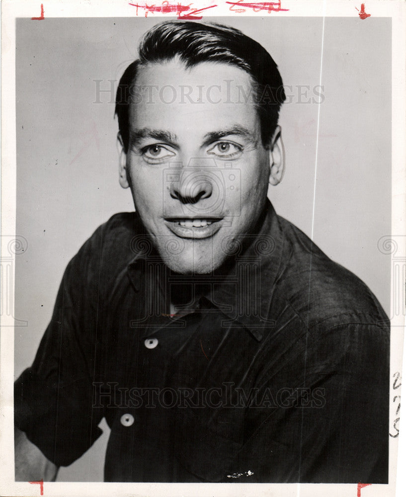 1956, Kevin McCarthy actor Body Snatchers | Historic Images