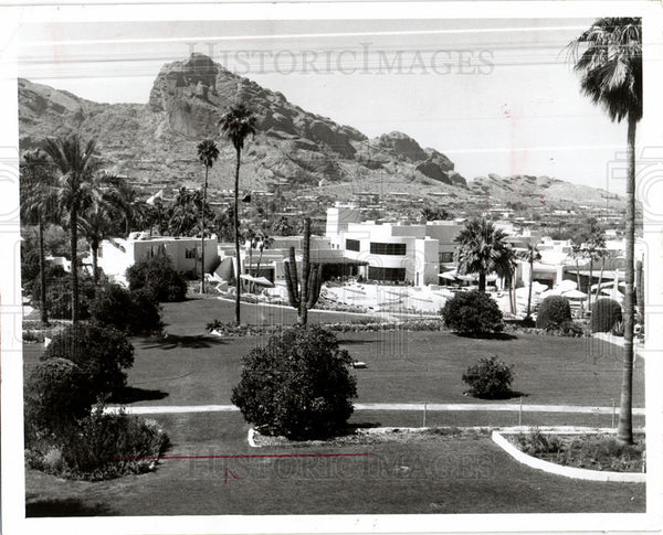 1983 Press Photo Phoenix Arizona United states - Historic Images