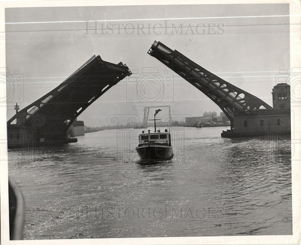 1959 Press Photo River Rouge Detroit Michigan USA - Historic Images