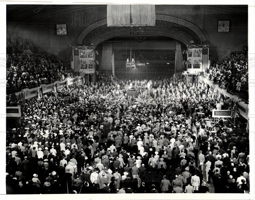 1936, Republican National Convention USA | Historic Images