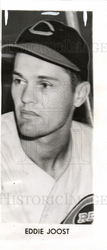 1939 Press Photo Eddie Joost American Baseball player - Historic Images
