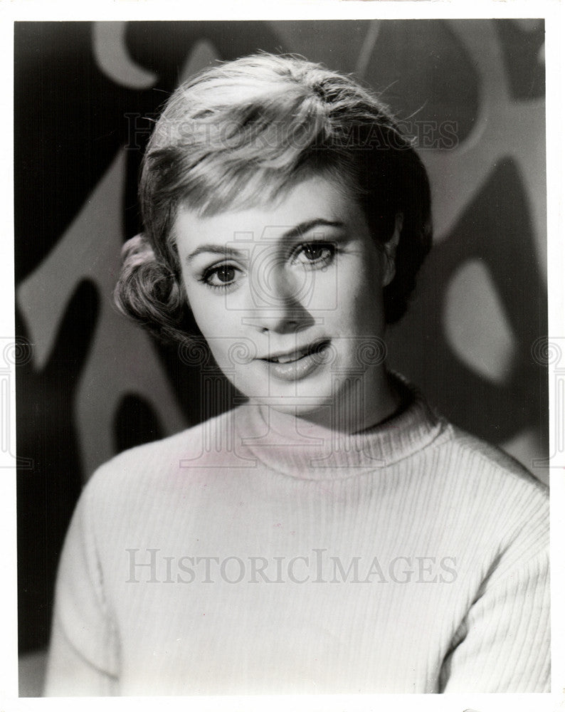 1970 Press Photo Shirley Jones American singer actress - Historic Images