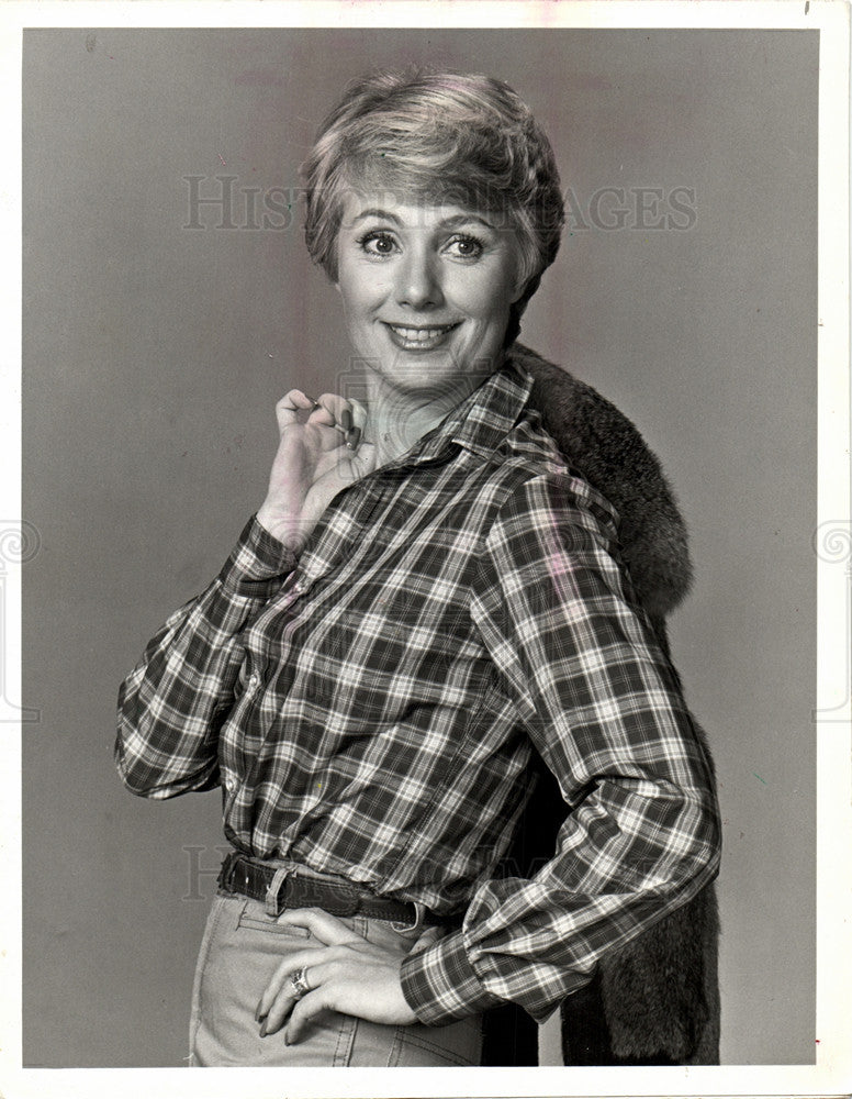 1979 Press Photo Shirley Jones - Historic Images