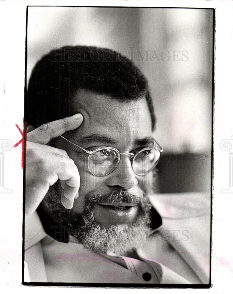 Press Photo James Earl Jones Actor 2 - Historic Images