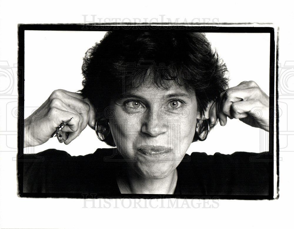 1990 Press Photo Janet Josaitis - Historic Images