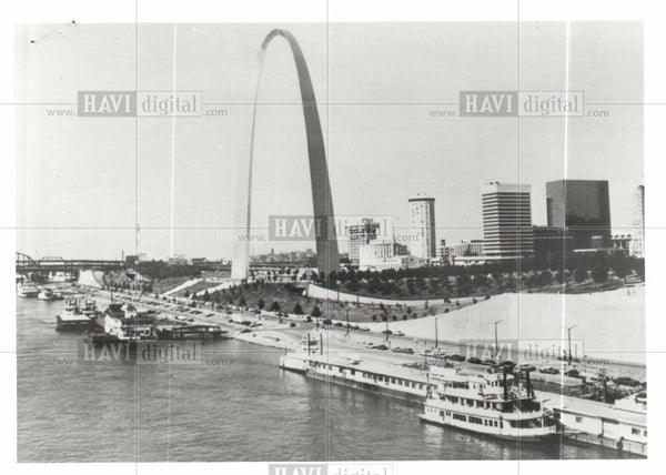 1987 Press Photo St.Louis Missouri United States - Historic Images