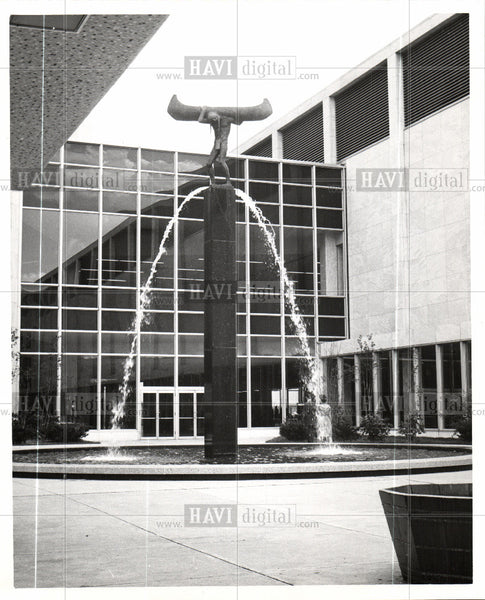 1982 Press Photo Spirit of Transportation - Historic Images