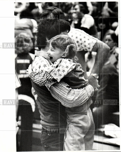 1978 Press Photo Special Olympics World Games. - Historic Images