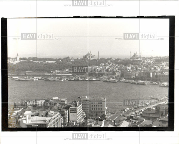 1990 Press Photo Republic of Turkey - Historic Images