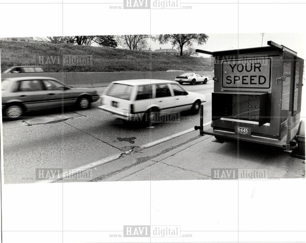 1991 Press Photo Department of Transportation - Historic Images