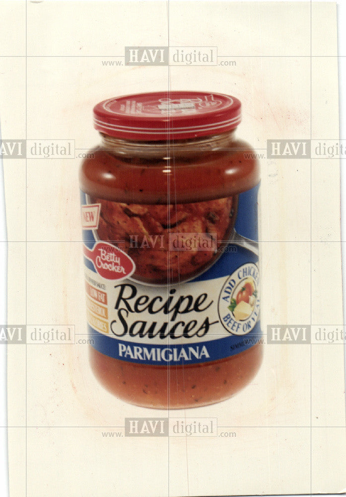 1998 Press Photo Cooking Crocker Betty Sauces Food - Historic Images
