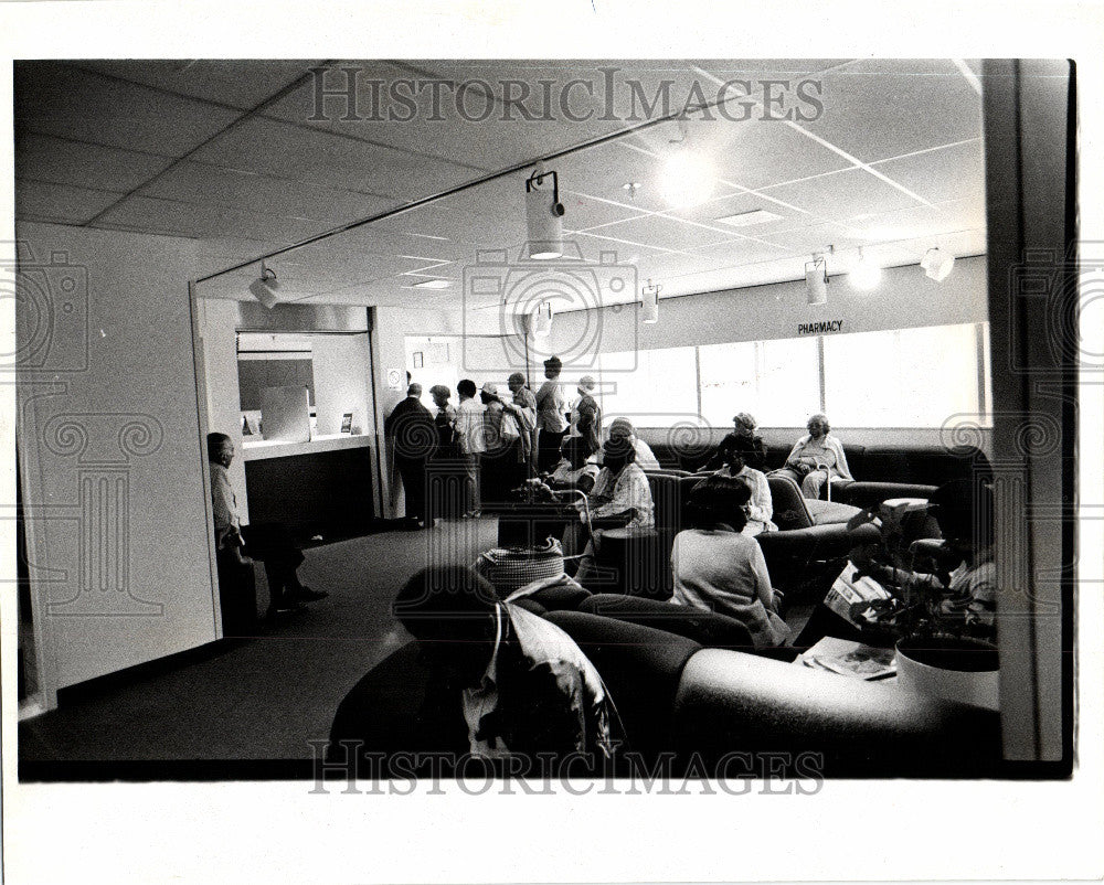 1980 Press Photo Wayne State University - Historic Images