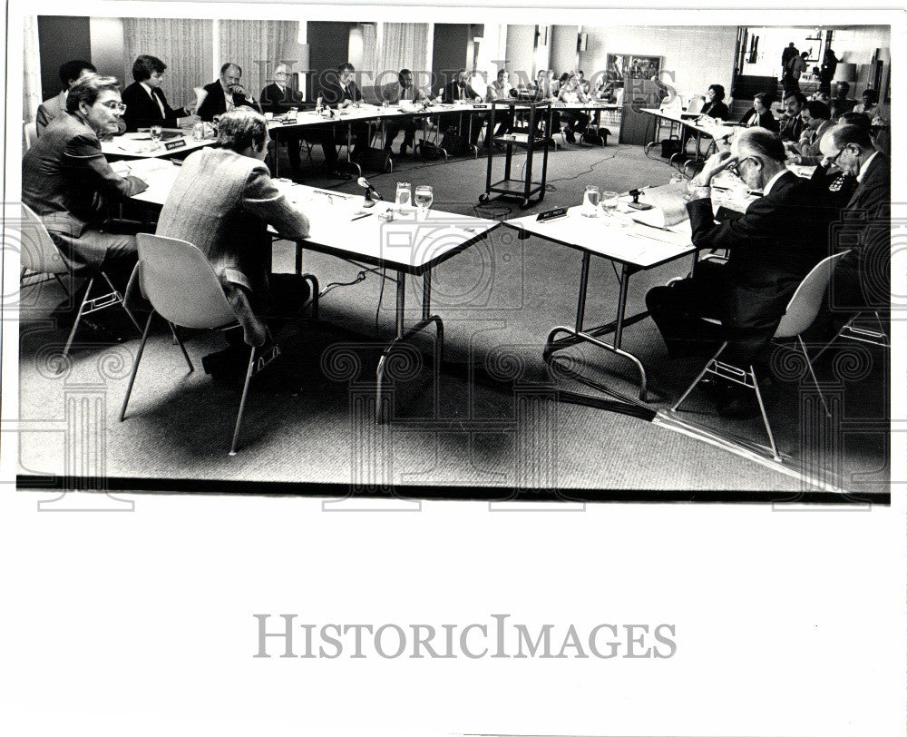 1981 Press Photo Wayne State University - Historic Images
