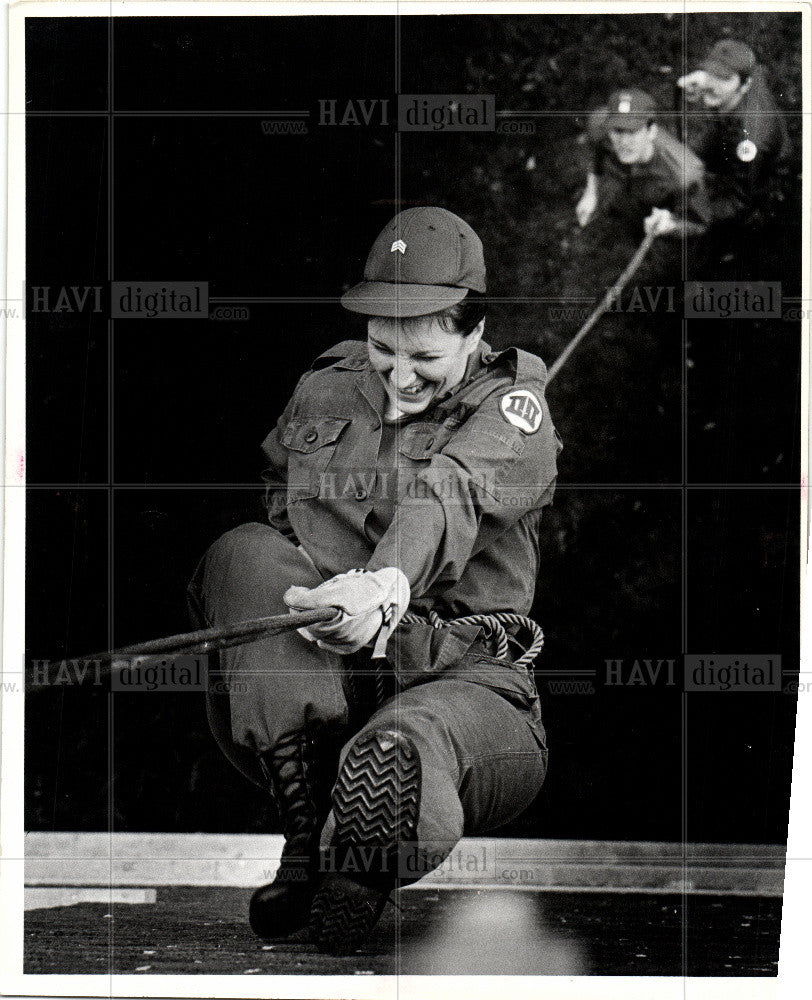 1979 Press Photo RESERVE OFFICER TRAINING CORP - Historic Images