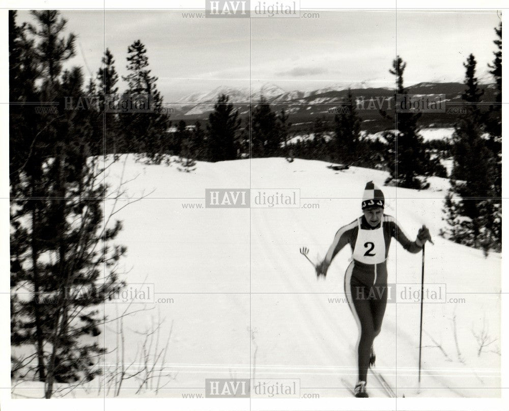 1982 Press Photo Yukon - Historic Images