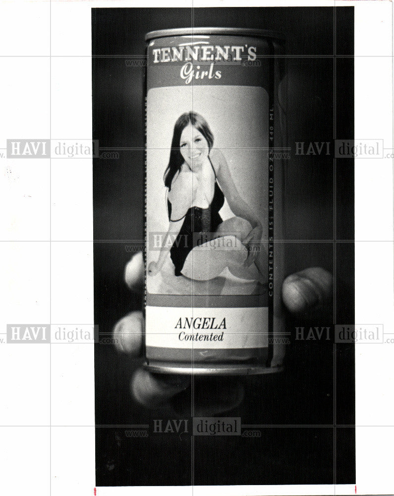 1981 Press Photo alcoholic beverages - Historic Images