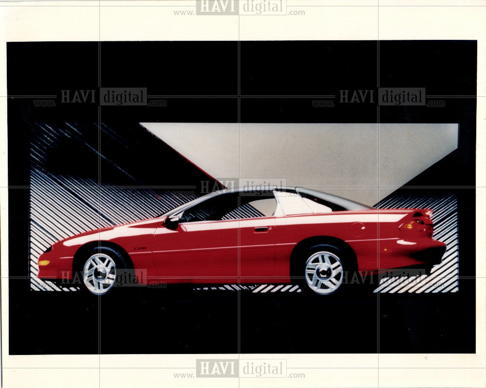1993 Press Photo CHEVROLET - AUTOMOBILE - Historic Images