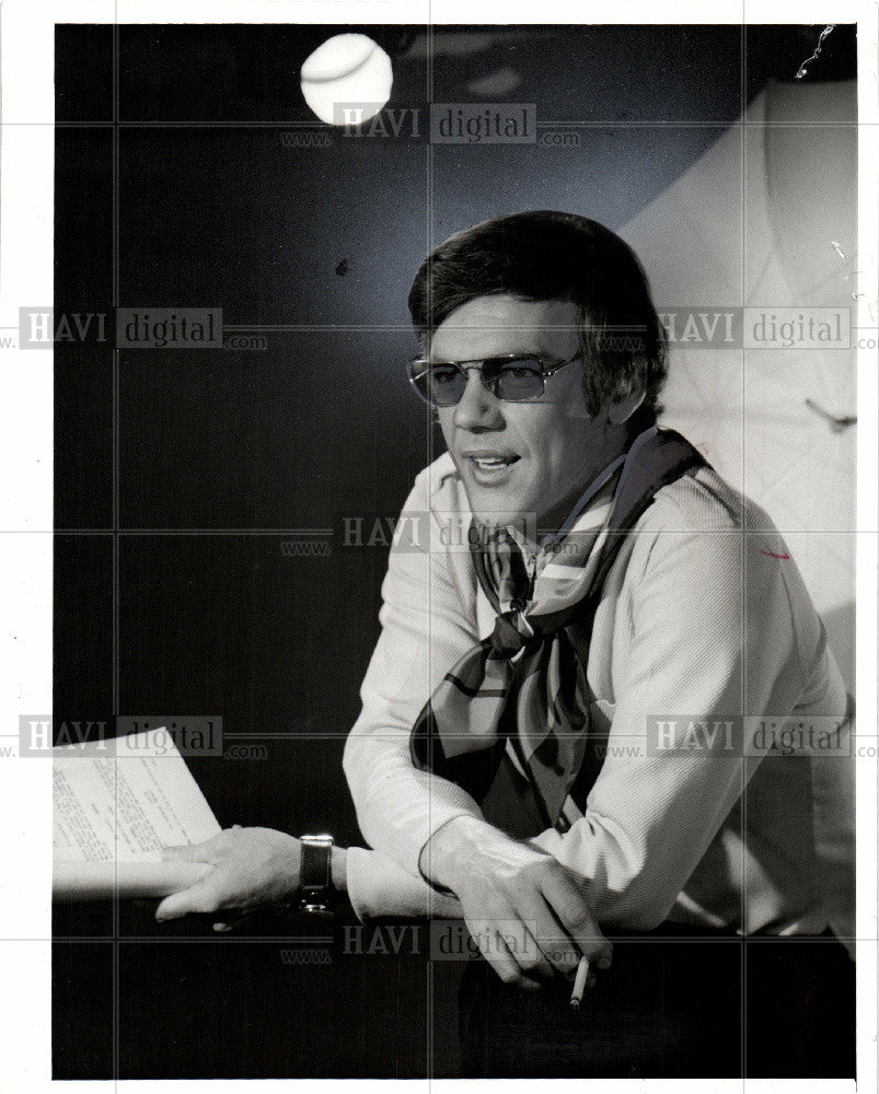 1970 Press Photo Peter Haskell American actor TV - Historic Images