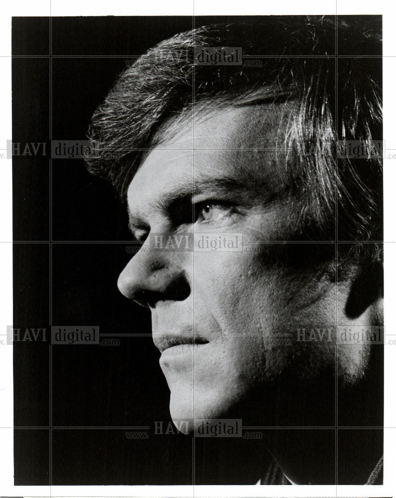 1974 Press Photo Peter Haskell - Historic Images