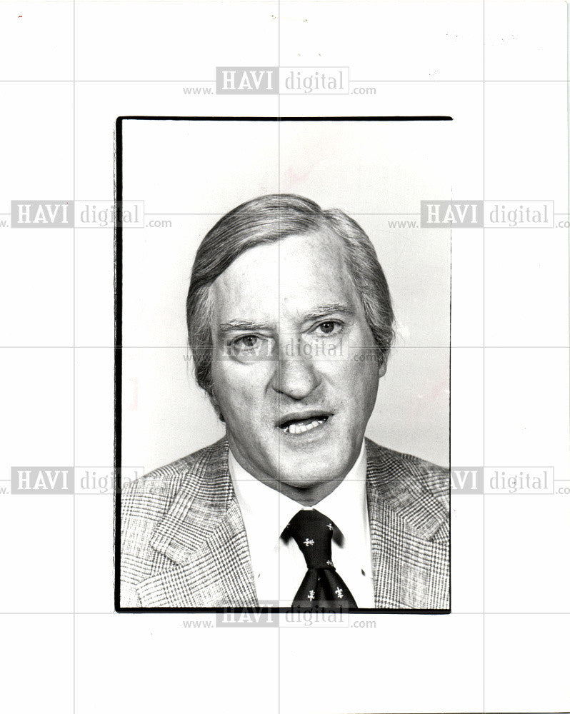 1978 Press Photo James Neal Harvey, author, book - Historic Images
