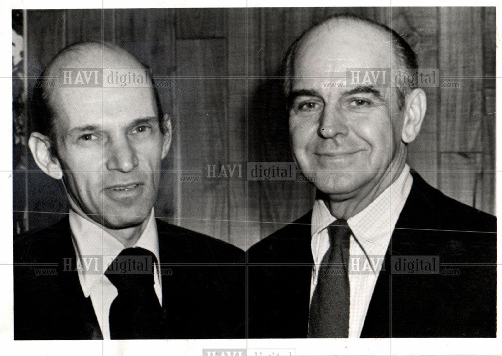 Press Photo Herbert Tyner, Bernard Hartman - Historic Images