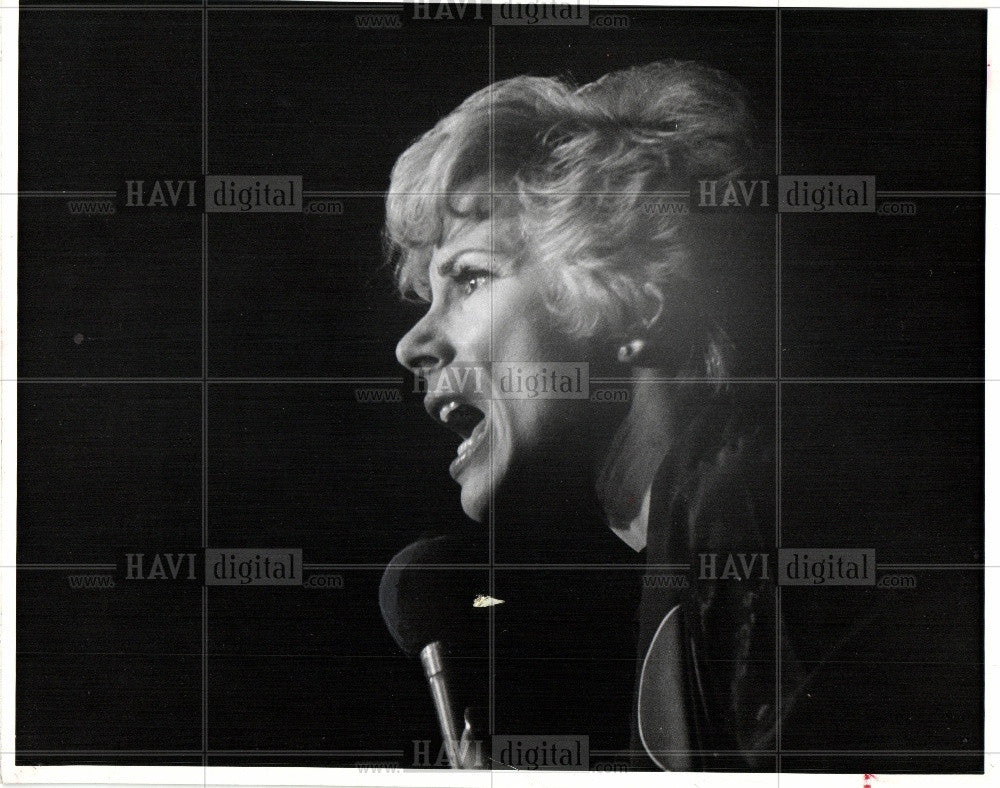 1979 Press Photo Joan Rivers - Historic Images