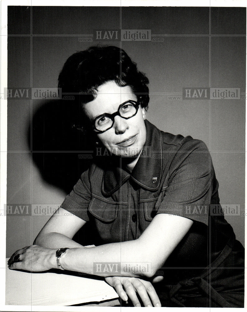 1976 Press Photo Mary Elen - Historic Images