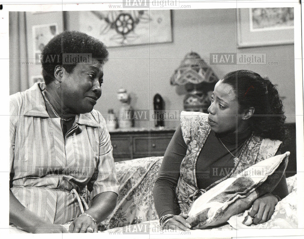 1978 Press Photo Esther Rolle  actress - Historic Images