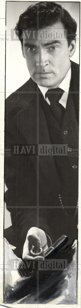 1942 Press Photo Walter Pidgeon Canadian actor - Historic Images