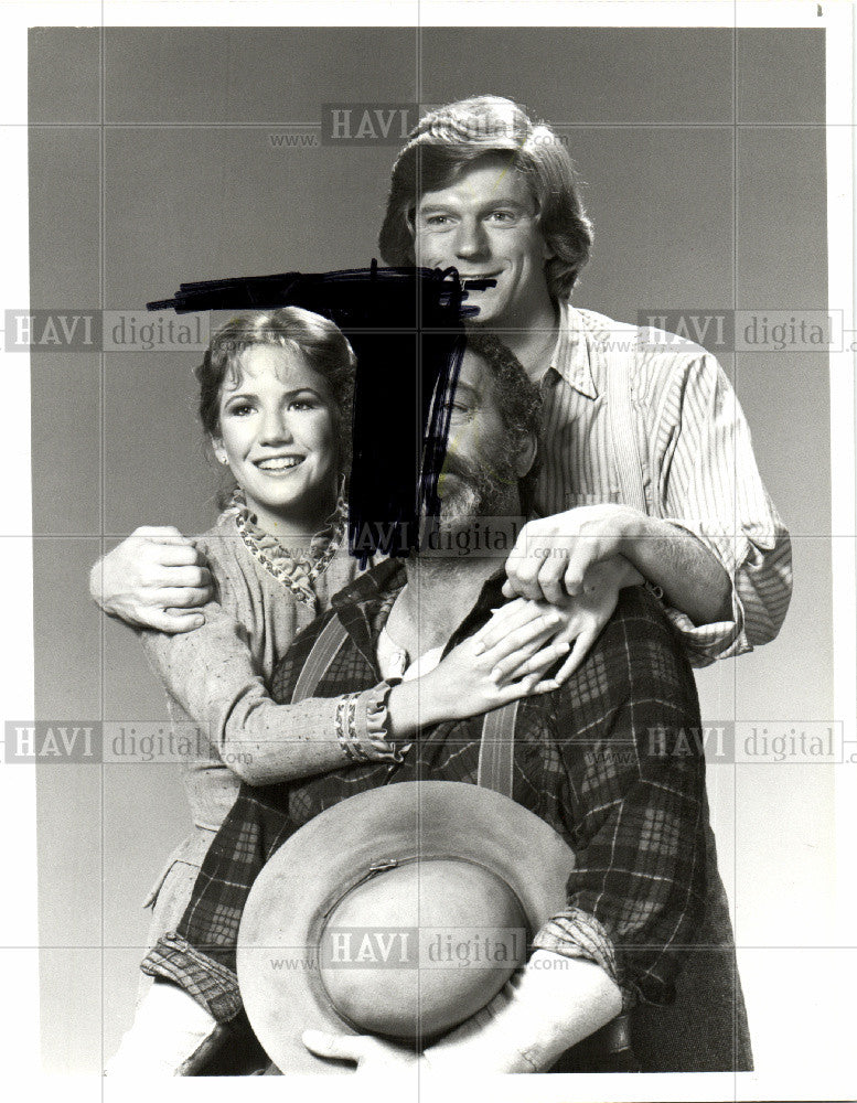 1982 Press Photo Melissa Gilbert - Historic Images