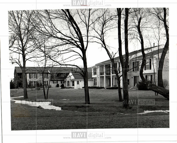 1980 Press Photo condo - housing tenure - Historic Images