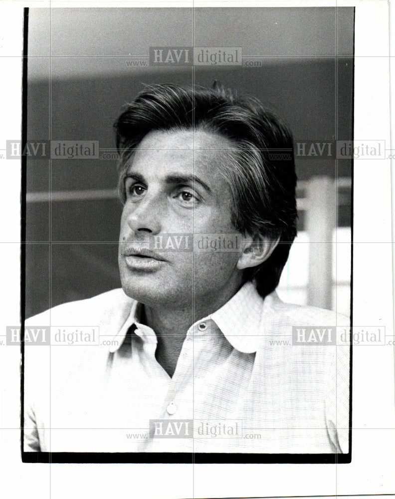 1979 Press Photo American film and television actor. - Historic Images