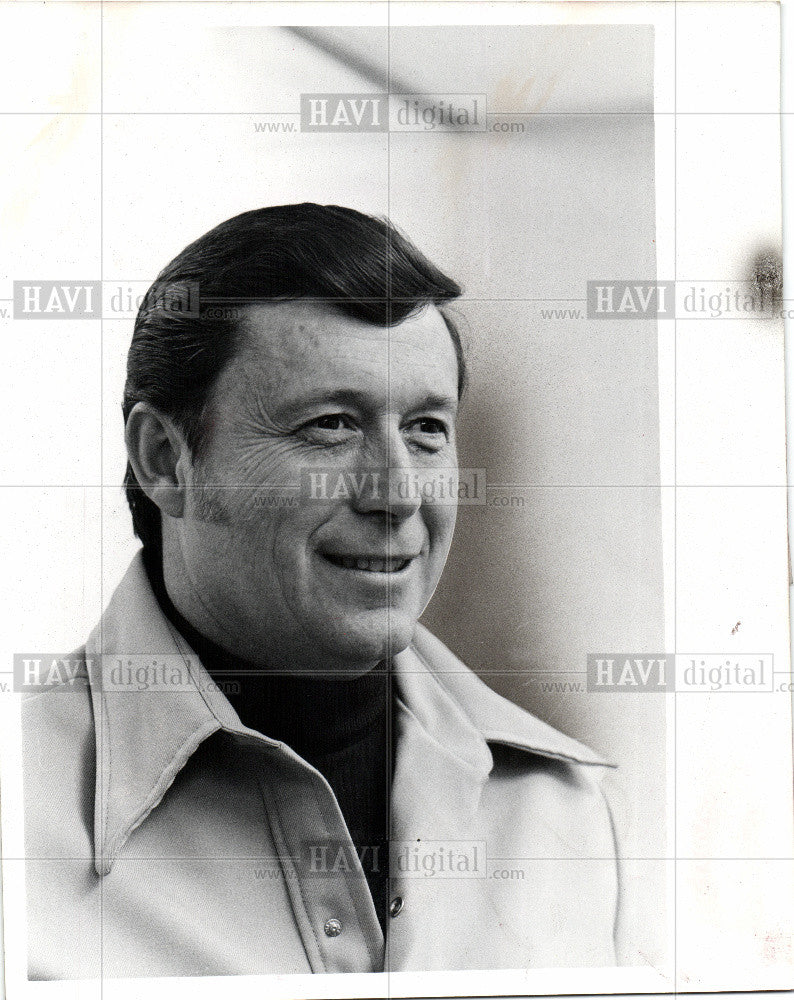 1980 Press Photo RALPH GRUBB - Historic Images