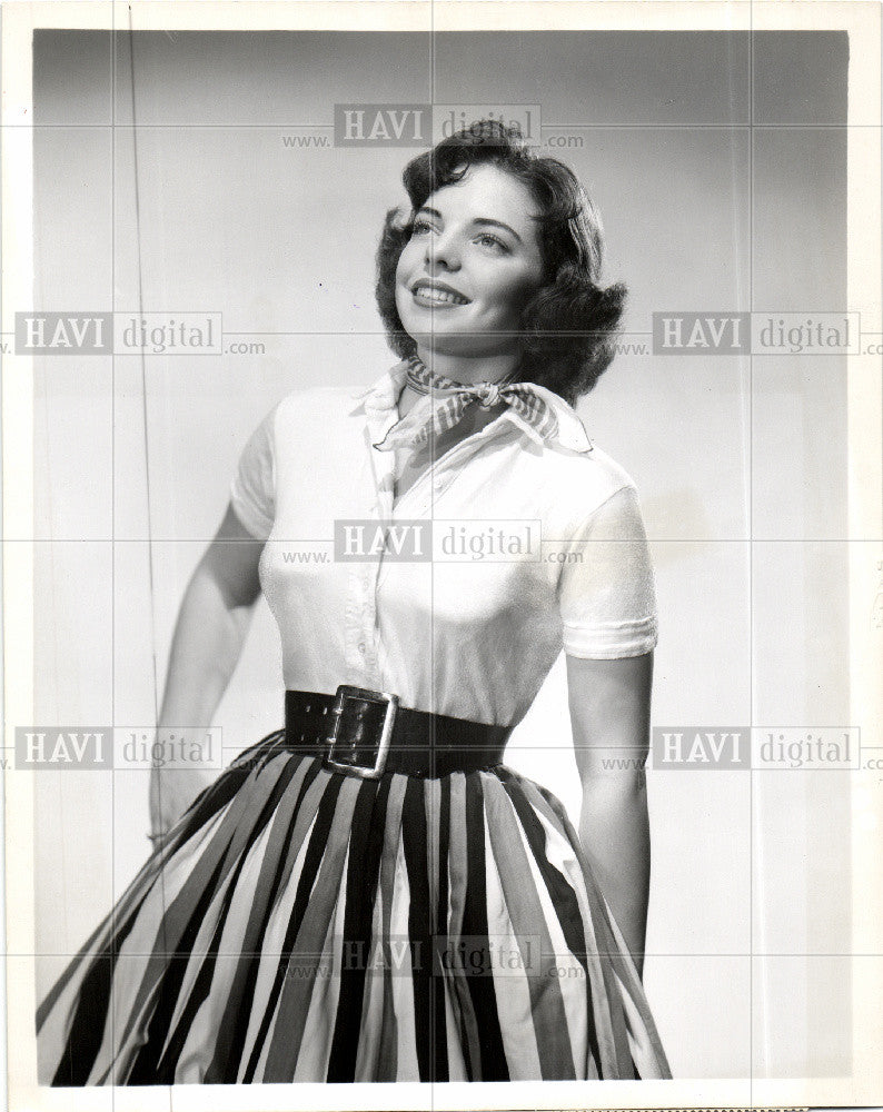 1965 Press Photo SANDY STEWART - Historic Images