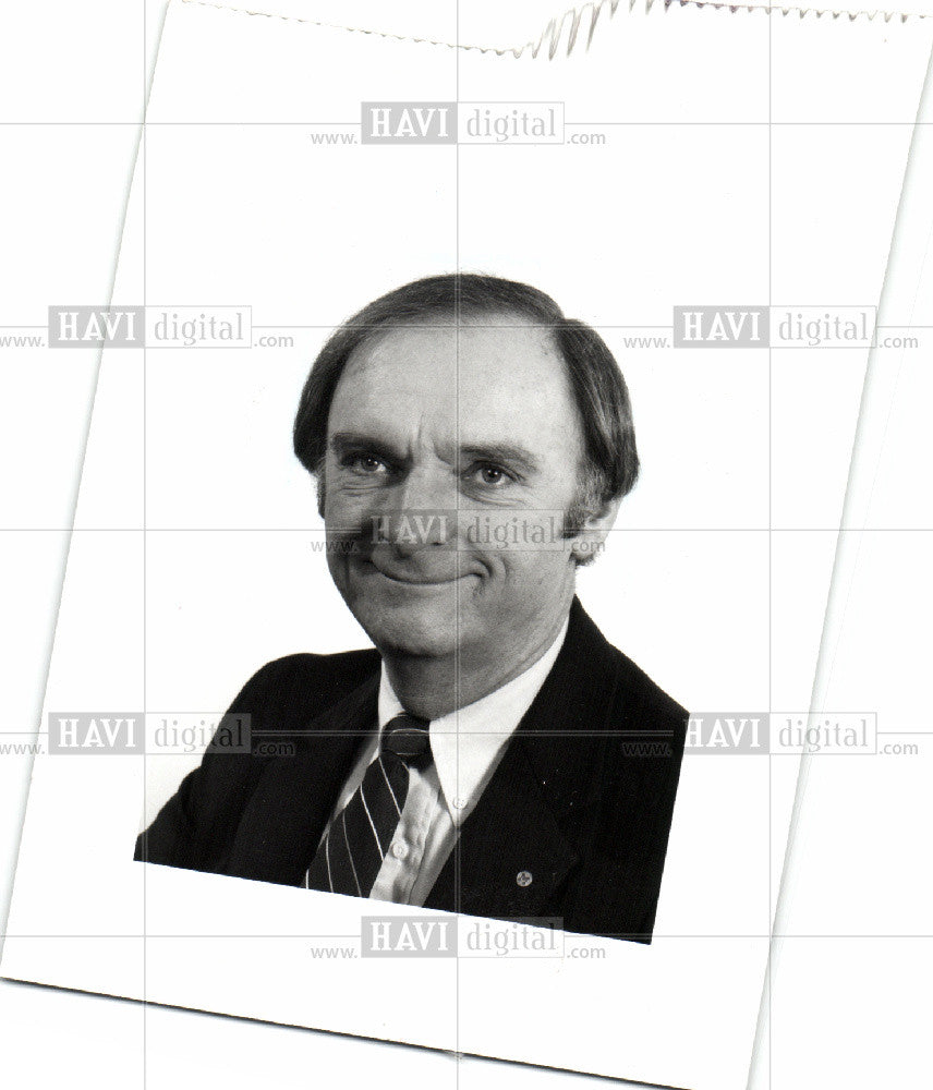 1987 Press Photo George Stewart - Historic Images