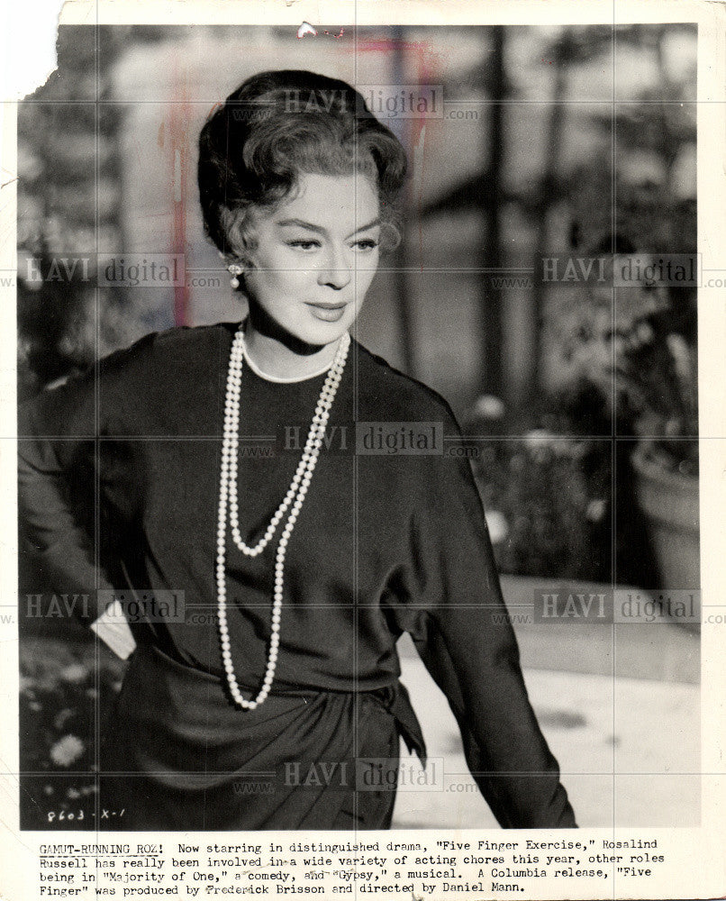 pictures Rosalind Russell