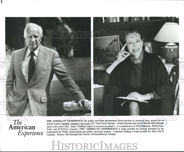 Press Photo The American Experience returns for second season October 3 - Historic Images