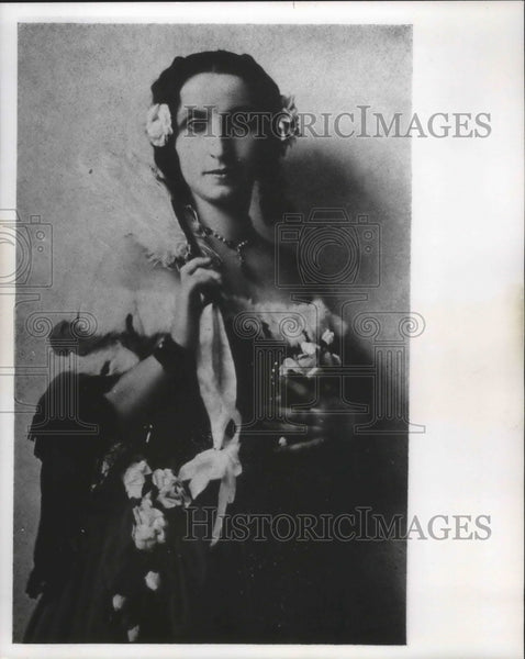 1960 Press Photo Melita Galli-Curci, Opera Star, United States - mjb33614 - Historic Images