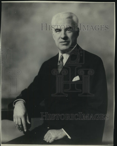 1949 Press Photo American Secretary of State Edward R. Stettinius, Jr. - Historic Images