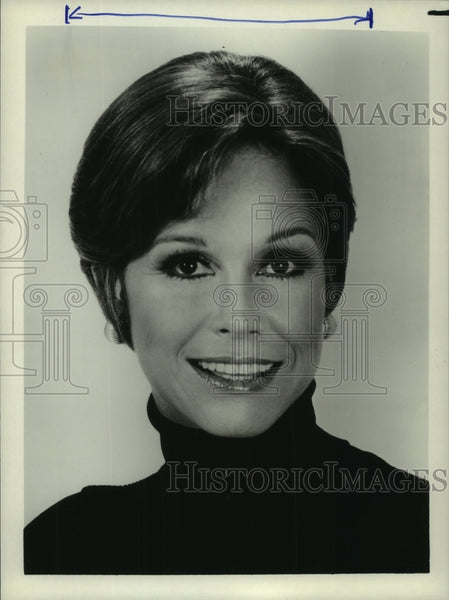 Press Photo Mary Tyler Moore- Actress - mjc06290 - Historic Images