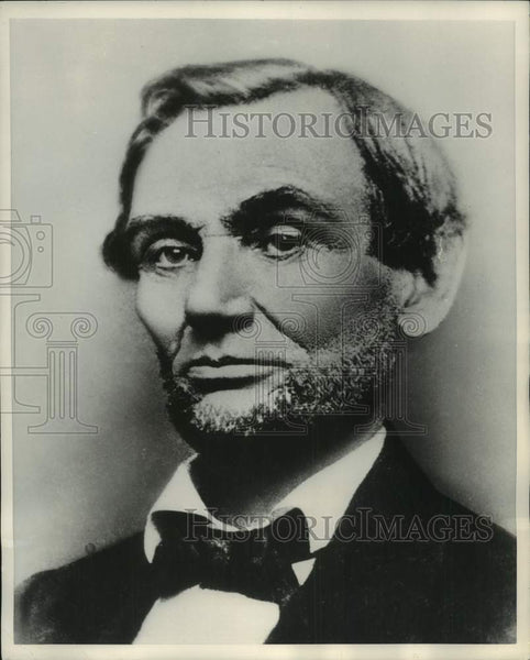 1860, President Abraham Lincoln - mjc35012 - Historic Images